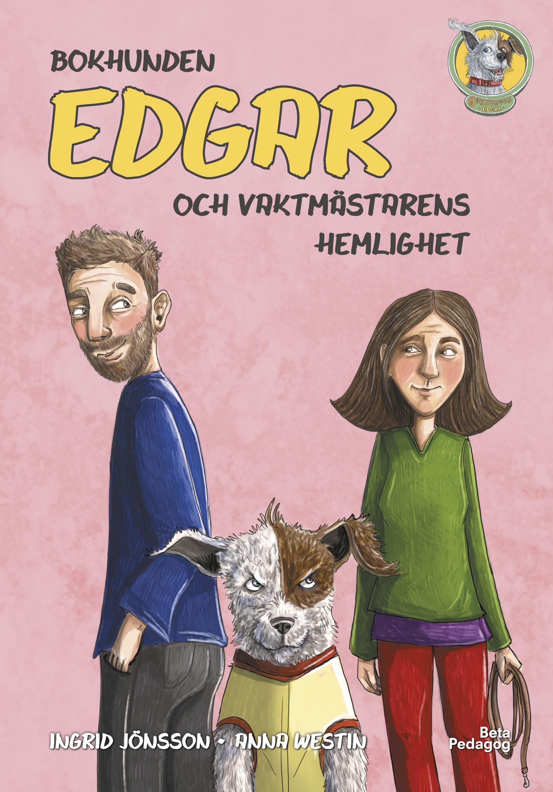 Bokhunden Edgar och vaktmästarens hemlighet